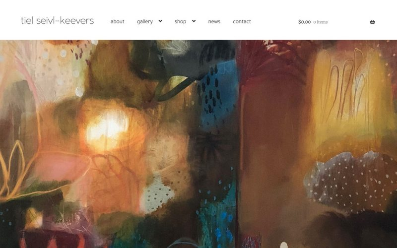 New WooCommerce website launch – Tiel Seivl-Keevers